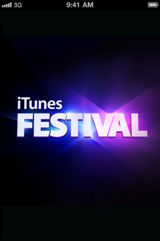 iOSAv: iTunes Festival